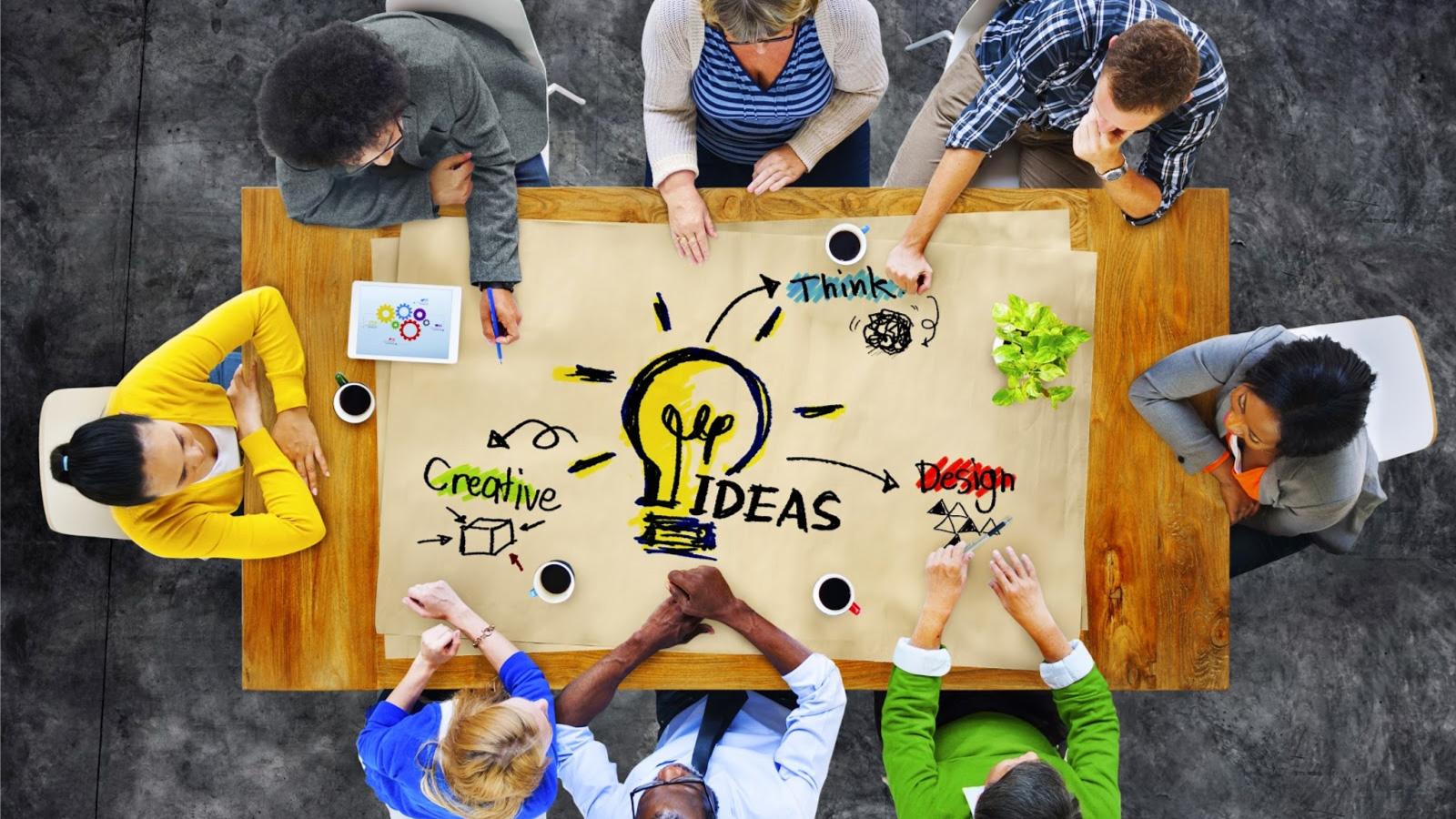 Mengapa Anda tidak perlu menjadi kreatif untuk melakukan pekerjaan kreatif