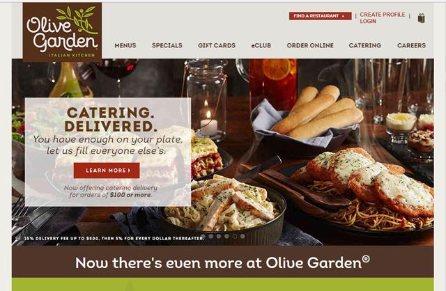 Logo Olive Garden