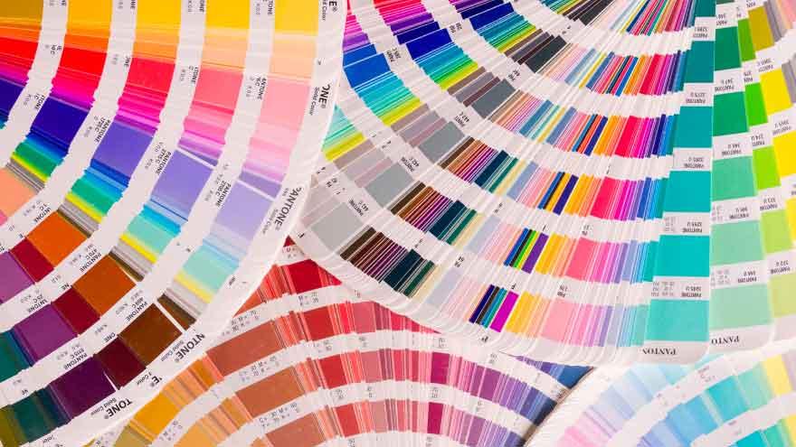 Arti Warna dan Seni Menggunakan Simbolisme Warna