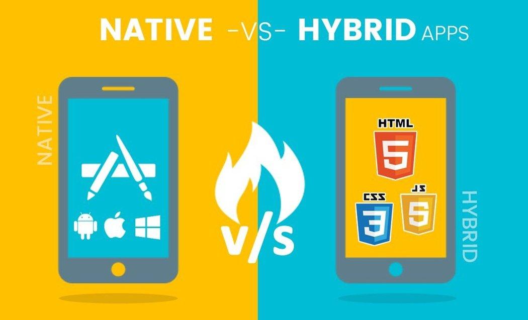 Pengembangan Aplikasi Native versus Hybrid: Mana yang lebih baik?