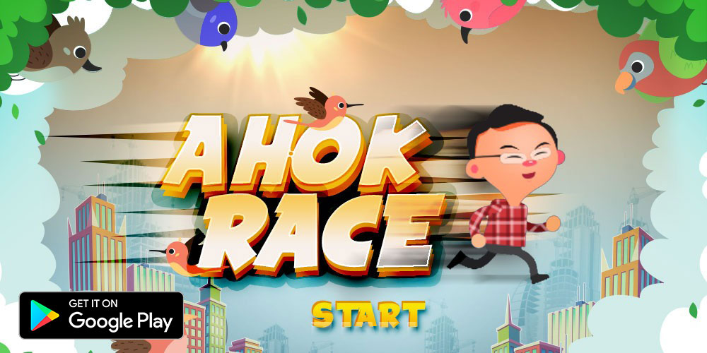 Games Ahok Race