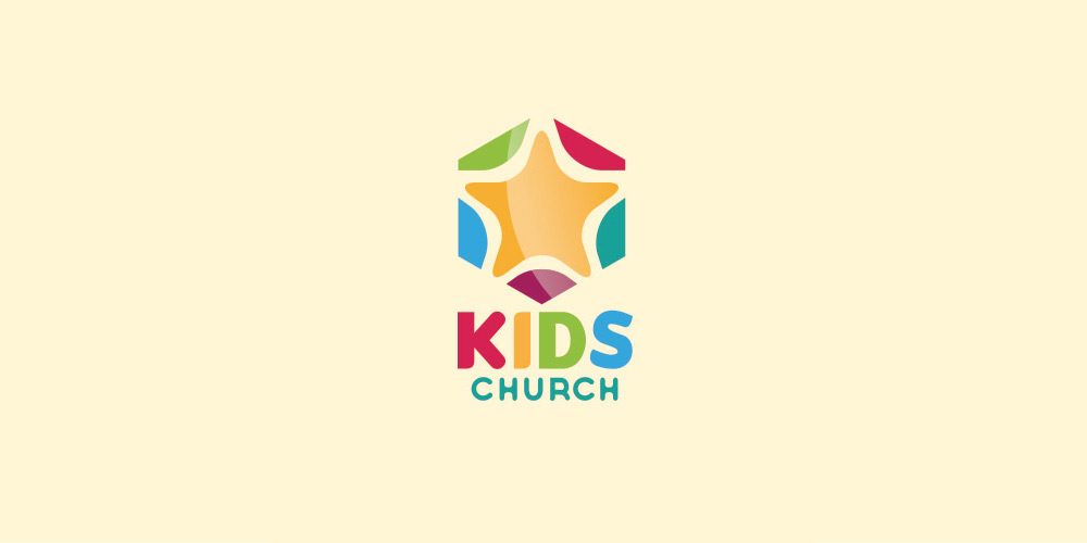 Logo Kids Church