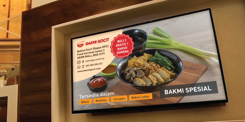 Video Opening Bakmi Gocit AEON MAll BSD CITY
