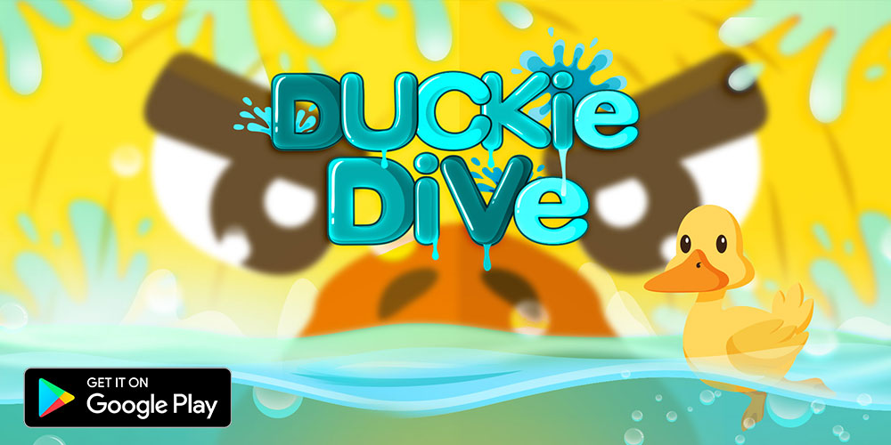Duckie Dive Game Development