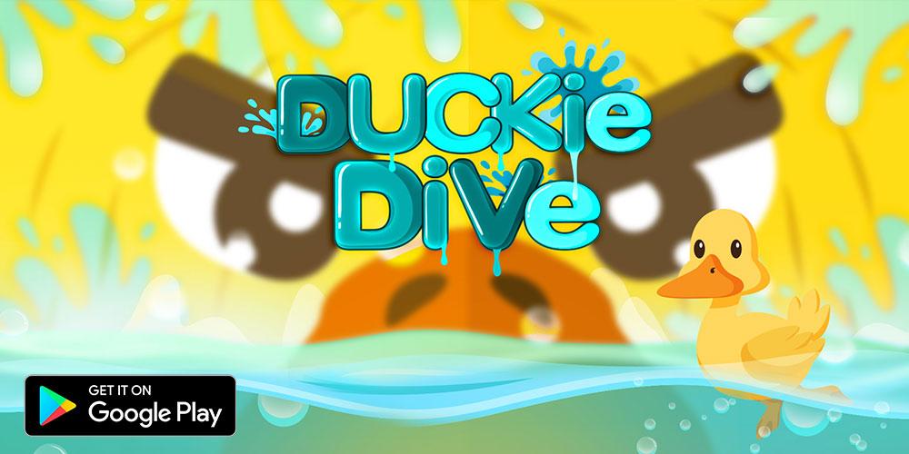 Duckie Dive Game Development