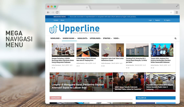 Upperline Situs Korporasi Indonesia